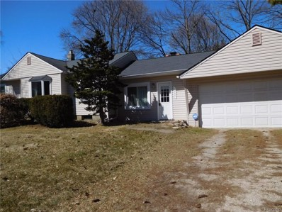 1260 Dorchester Avenue, Bloomfield Twp, MI 48302 - MLS#: 218024617