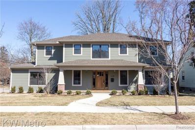 426 Mary Avenue, Royal Oak, MI 48073 - MLS#: 218024657