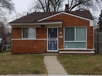 18592 Saint Aubin Street, Detroit, MI 48234 - MLS#: 218024683