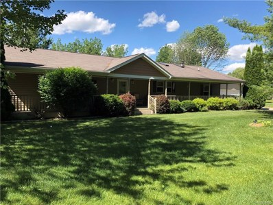5324 Hollenbeck Road, Marathon Twp, MI 48421 - MLS#: 218024687