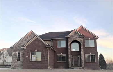 600 Eastlake Drive, Oxford Twp, MI 48371 - MLS#: 218024718