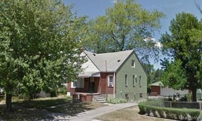 839 E Bennett Avenue, Ferndale, MI 48220 - MLS#: 218024778