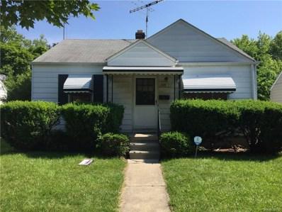 19131 McCormick Street, Detroit, MI 48224 - MLS#: 218024810