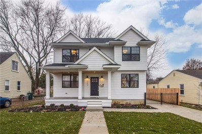 4321 Hampton Boulevard, Royal Oak, MI 48073 - MLS#: 218024912