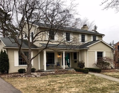 700 Yarmouth Road, Bloomfield Twp, MI 48301 - MLS#: 218024944
