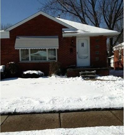 25131 Ursuline Street, St. Clair Shores, MI 48081 - MLS#: 218025028