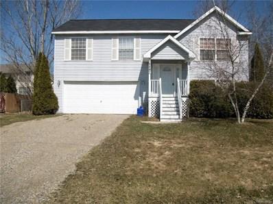 2487 Pinecone, Howell, MI 48843 - MLS#: 218025047