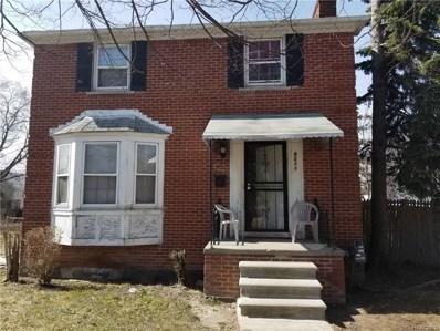 9211 Guilford Street, Detroit, MI 48224 - MLS#: 218025070