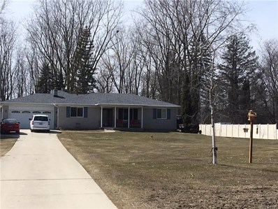 5530 Barr Road, Canton Twp, MI 48188 - MLS#: 218025120