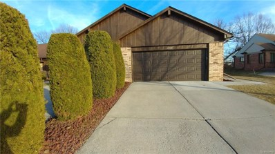 38586 Sycamore Meadow Drive UNIT 53, Clinton Twp, MI 48036 - MLS#: 218025126