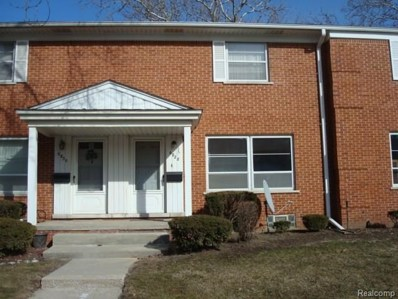 6828 Country Lane, Dearborn Heights, MI 48127 - MLS#: 218025199