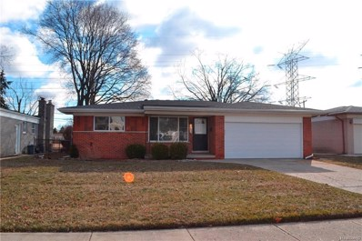42306 Mendel Drive, Sterling Heights, MI 48313 - MLS#: 218025201