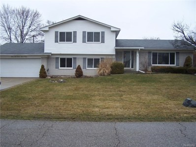 16259 Chatham Drive, Clinton Twp, MI 48035 - MLS#: 218025222