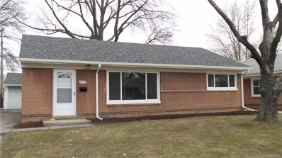1187 E Brockton Avenue, Madison Heights, MI 48071 - MLS#: 218025227