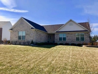 58307 Holland Drive, Lyon Twp, MI 48178 - MLS#: 218025359