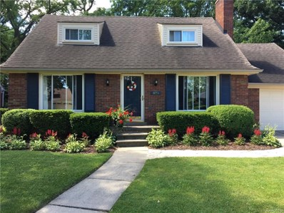 875 S Brys Drive, Grosse Pointe Woods, MI 48236 - MLS#: 218025369