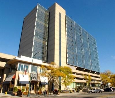 S Old Woodward UNIT 1407, Birmingham, MI 48009 - MLS#: 218025371