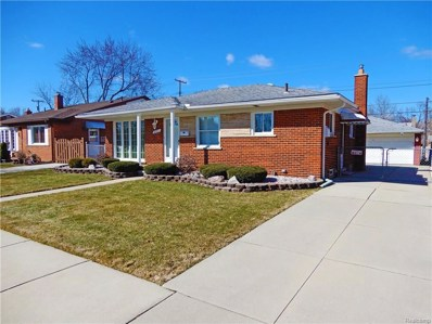 6701 N Charlesworth Street, Dearborn Heights, MI 48127 - MLS#: 218025377
