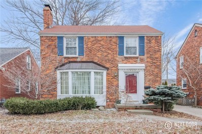 1922 Norwood Drive, Grosse Pointe Woods, MI 48236 - MLS#: 218025464