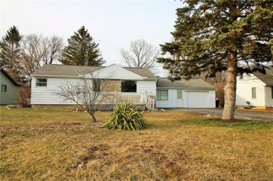 6095 Sandy Lane, Burton, MI 48519 - MLS#: 218025472