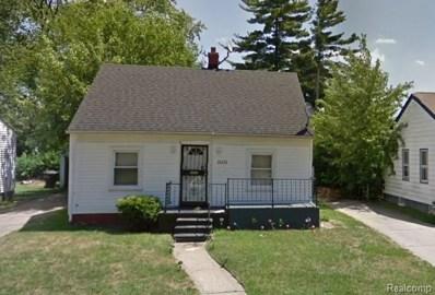 20232 Moenart Street, Detroit, MI 48234 - MLS#: 218025489