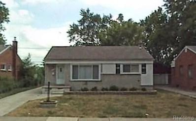 1960 Lexington Parkway, Inkster, MI 48141 - MLS#: 218025505