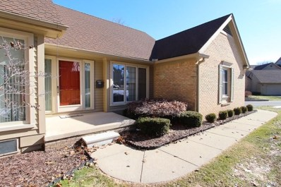 4670 Pine Eagles Drive UNIT 41, Genoa Twp, MI 48116 - MLS#: 218025645