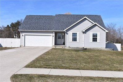 305 E Diamond Way, Morrice Vlg, MI 48857 - MLS#: 218025754