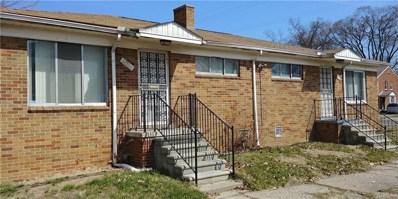 12704 Pickford Street, Detroit, MI 48235 - MLS#: 218025908