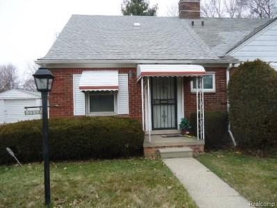 18815 Moross, Detroit, MI 48224 - MLS#: 218025920