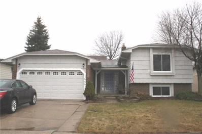 1666 Woodgate Dr, Troy, MI 48083 - MLS#: 218025958