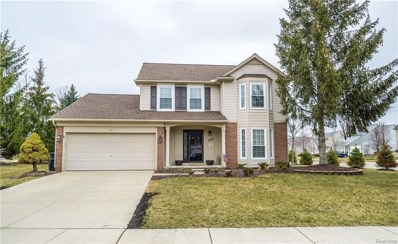 1086 Colt Drive, South Lyon, MI 48178 - MLS#: 218025981