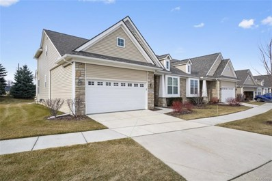 57430 Elk Run W, Lyon Twp, MI 48165 - MLS#: 218026090