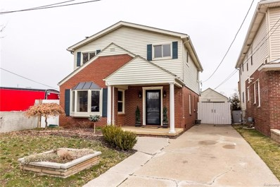 22445 Revere Street, St. Clair Shores, MI 48080 - MLS#: 218026226