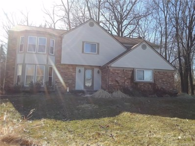 28793 Petersburg Street, Farmington Hills, MI 48331 - MLS#: 218026249
