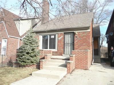 7138 Thatcher Street, Detroit, MI 48221 - MLS#: 218026258