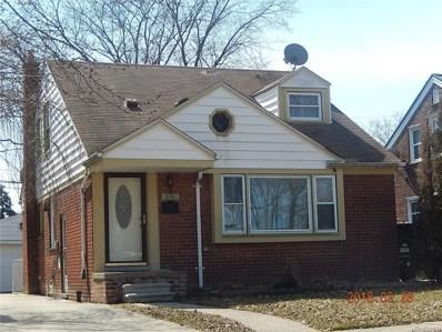 18961 Audette Street, Dearborn, MI 48124 - MLS#: 218026272