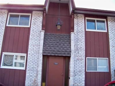 7595 Woodview Street UNIT 3, Westland, MI 48185 - MLS#: 218026301