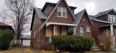 18648 Albany Street, Detroit, MI 48234 - MLS#: 218026345
