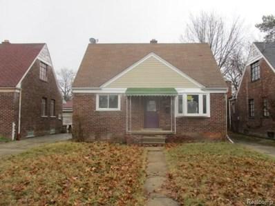 18488 Shields Street, Detroit, MI 48234 - MLS#: 218026358