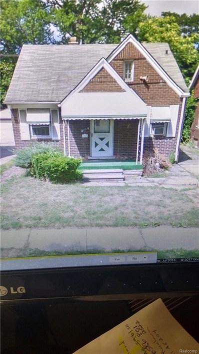 8581 Roselawn Street, Detroit, MI 48204 - MLS#: 218026396