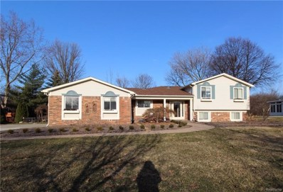 4613 Heatherbrook Drive, Troy, MI 48098 - MLS#: 218026461