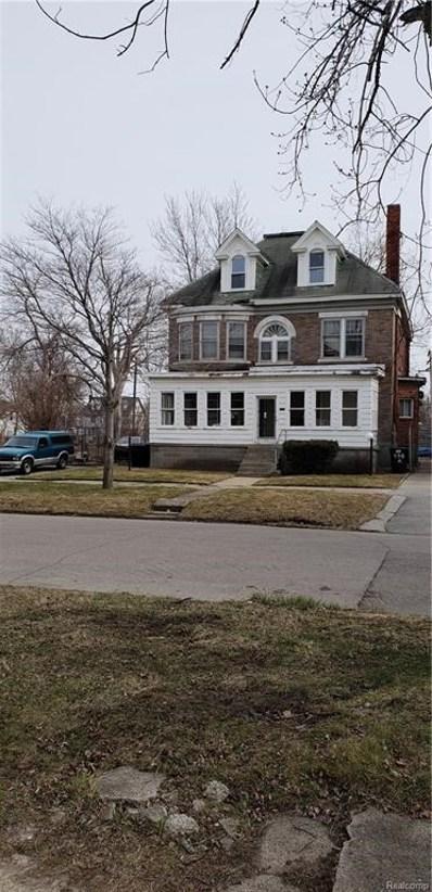 558 Marston Street, Detroit, MI 48202 - MLS#: 218026538