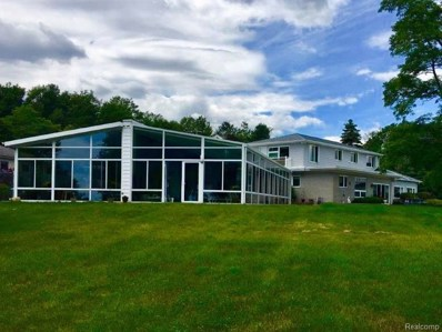 3590 N Lakeshore Road, Forester Twp, MI 48427 - MLS#: 218026592