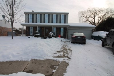 4640 Lucerne Drive, Sterling Heights, MI 48310 - MLS#: 218026731