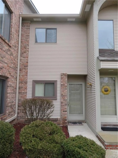 42734 Lilley Pointe Drive UNIT 203, Canton Twp, MI 48187 - MLS#: 218026843