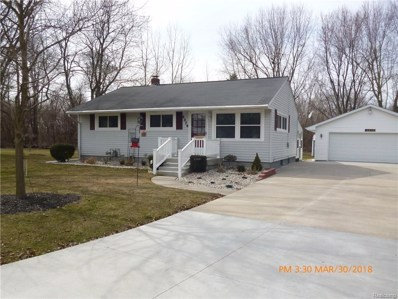 2376 W Clearview Drive, Madison Twp, MI 49221 - MLS#: 218026992