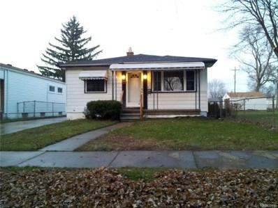 18346 Powers Avenue, Dearborn Heights, MI 48125 - MLS#: 218026994