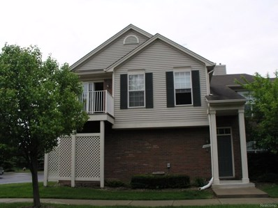 44071 Rushcliffe Drive UNIT 150, Sterling Heights, MI 48313 - MLS#: 218027077