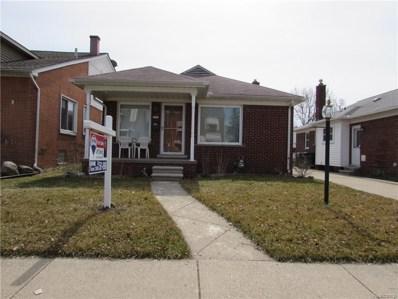 23753 Hollander Street, Dearborn, MI 48128 - MLS#: 218027113